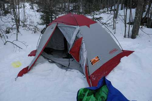 [A vendre] 2 tentes : GRANDE, une petite. Desert_2