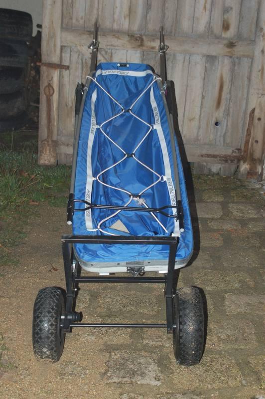 mon chariot de transport roues pour pulka ski. Black Bedroom Furniture Sets. Home Design Ideas